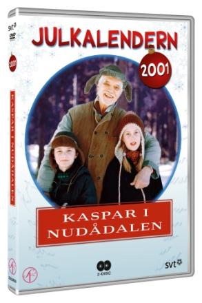 Julkalender: Kaspar I Nudådalen (2 Disc)