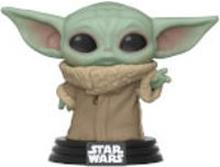 Star Wars The Mandalorian - Baby Yoda Pop! Vinyl Figur