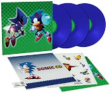 Data Discs - Sonic CD (aka Sonic The Hedgehog) Original Video Game Soundtrack 3xLP