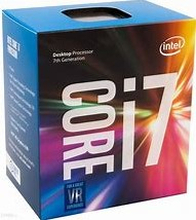 Intel® Core i7-7700 Processor 8M Cache, up to 4.20 GHz