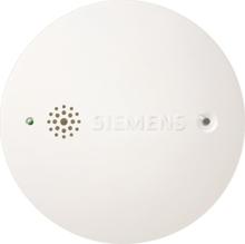 Siemens brandvarnare 230V - Vit