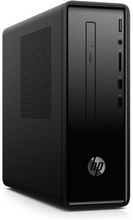 Bordsdator HP 290-A0099NSM A4-9125 4 GB RAM 1 TB Svart