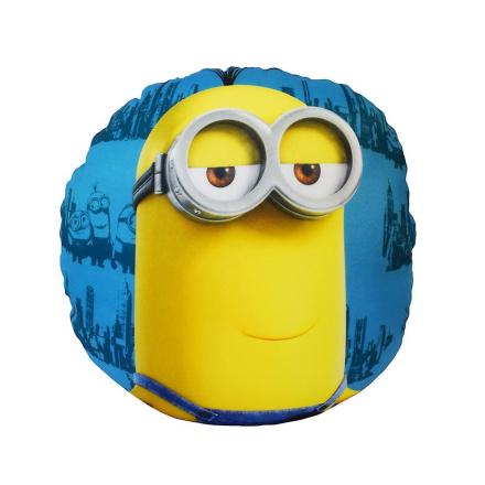 Minion Kevin Round Squishie pude - Fruugo