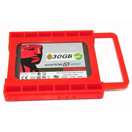 TRIXES 2,5 til 3,5 SSD HDD montering Adapter beslag harddisk indehaver
