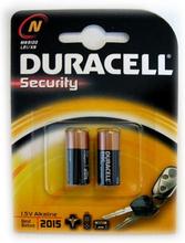 Duracell Security MN9100 Alkaline Batteri - 2 stk.