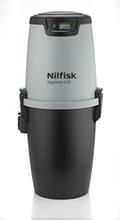 Nilfisk-Frithiof Supreme LCD Sentralstøvsuger (Til hus opptil 500 m²)