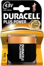 Duracell Plus 4.5V Alkaline Batteri - 1 stk.
