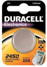 Duracell Electronics CR2450 Lithium Batteri - 1 stk.