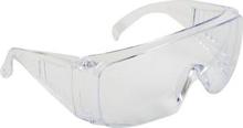 Sikkerhetsbrille/besøksbrille Polykarbonat