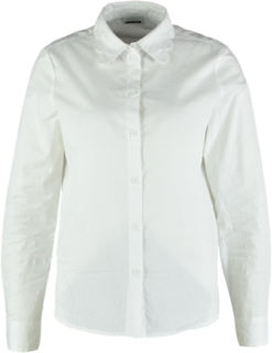 Noisy May NMTIGI Skjortebluser bright white
