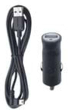USB Car Charger - strømforsyningsadapter