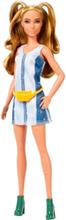 Barbie Fashionistas Original Docka med Fräknar