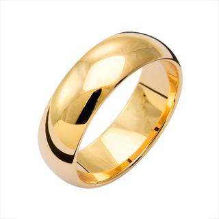 Förlovningsring Flemming Uziel 80N7 18k guld