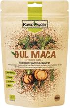 Ekologiskt Macapulver Gult, 200 g