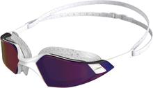 speedo Aquapulse Pro Mirror Uimalasit, white/clear/purple gold 2020 Uimalasit