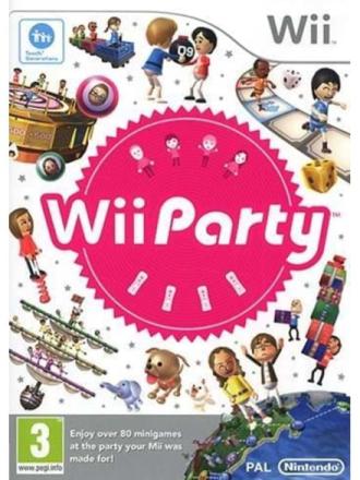 Wii Party - Wii - Kolikkopeli - ammunta