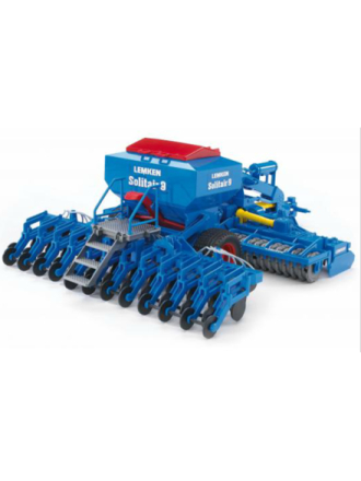 Lemken Solitair 9 Sowing
