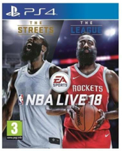 NBA Live 18: The One Edition - Sony PlayStation 4 - Sport