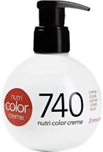 Nutri Color Creme 740 Light Copper, 270ml