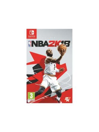 NBA 2K18 - Switch - Urheilu - koripallo