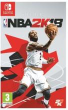 NBA 2K18 - Nintendo Switch - Urheilu