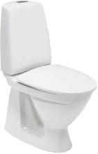 Ifö sign 6860 toalett Vit med Ifö Sign hårdsits vit