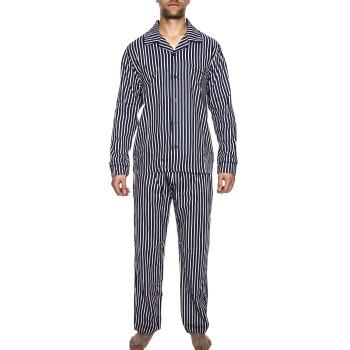 Rayville Mick Pyjamas Solid Pencil Stripe * Ilmainen Toimitus * * Kampanja *