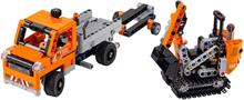 LEGO Technic - Roadwork Crew (42060)