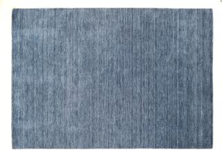 Matta Jaipur Ø160 Blå - Strehög
