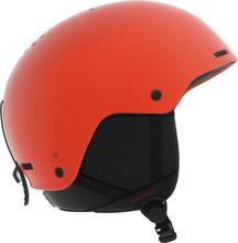 Salomon Brigade Skihjelm, orange