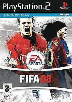 FIFA 08 (PS2) (orkan)