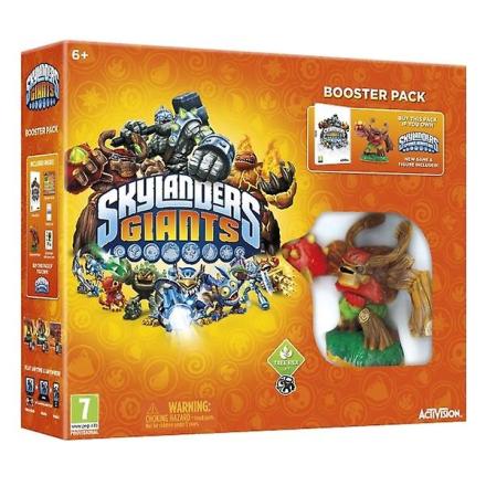 Skylanders kjemper Booster Pack (Finland) (PS3)