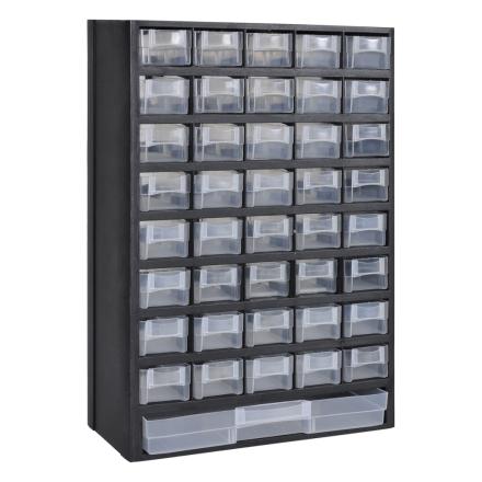 vidaXL Skrue kasse med 41 skuffer