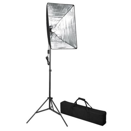 vidaXL professional studiolampe 60 x 40 cm