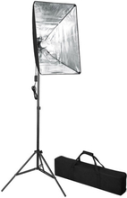 vidaXL professionel studielampe 60 x 40 cm