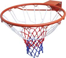 vidaXL Basketkorg orange
