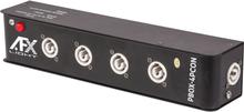 AFX Powercon fordelingsbox 1 ind + 5 ud