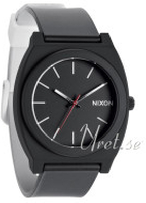 Nixon A1191390-00 The Time Teller P Svart/Plast Ø4