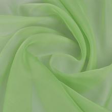 vidaXL Voile tyg 1,45 x 20 m grön