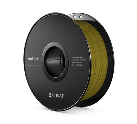 Zortrax Z-ULTRAT Filament - 1.75mm - 800g - Olive