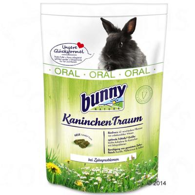 Bunny Kanindrøm oral - 2 x 4 kg