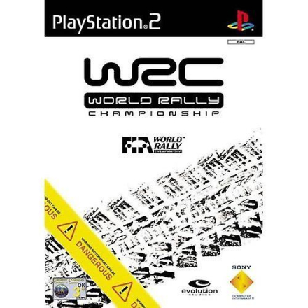 WRC World Rally Champioship (PS2)