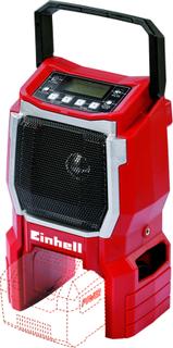 Einhell Trådløs Radio TE-CR 18 Li-solo