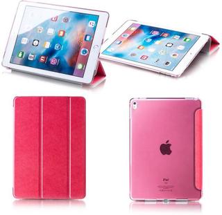 WIGENTO smart cover röd för Apple iPad Pro 9,7 tums väska cover cas...