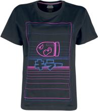 Nintendo - Super Mario Bullet Bill -T-skjorte - svart, rosa