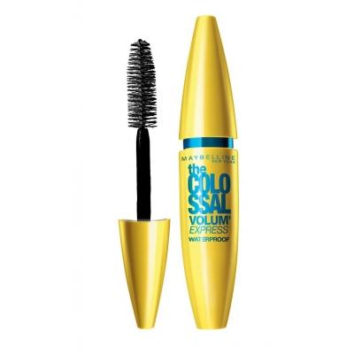 Maybelline Volum'Express Colossal Waterproof Mascara Black 10 ml