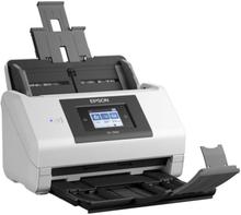 Dual Face Scanner Epson DS-780N 600 dpi USB 3.0 LAN Hvid