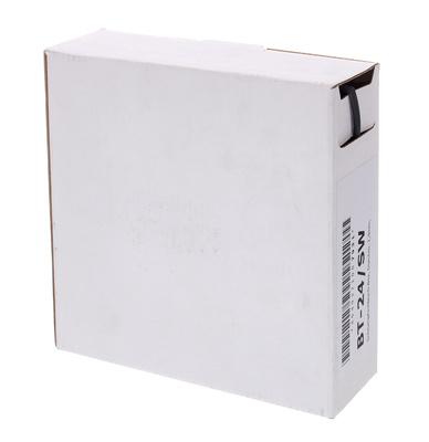 Sommer Cable Shrinktube Box 2,4mm black