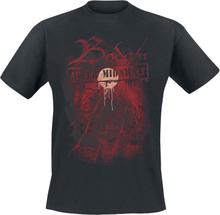 Bodom After Midnight - Bodom After Midnight -T-skjorte - svart