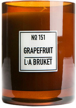 151 Grapefruit Scented Candle